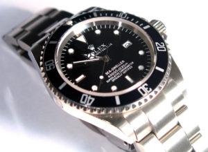 Un beau cadeau - Une réplique de la montre
